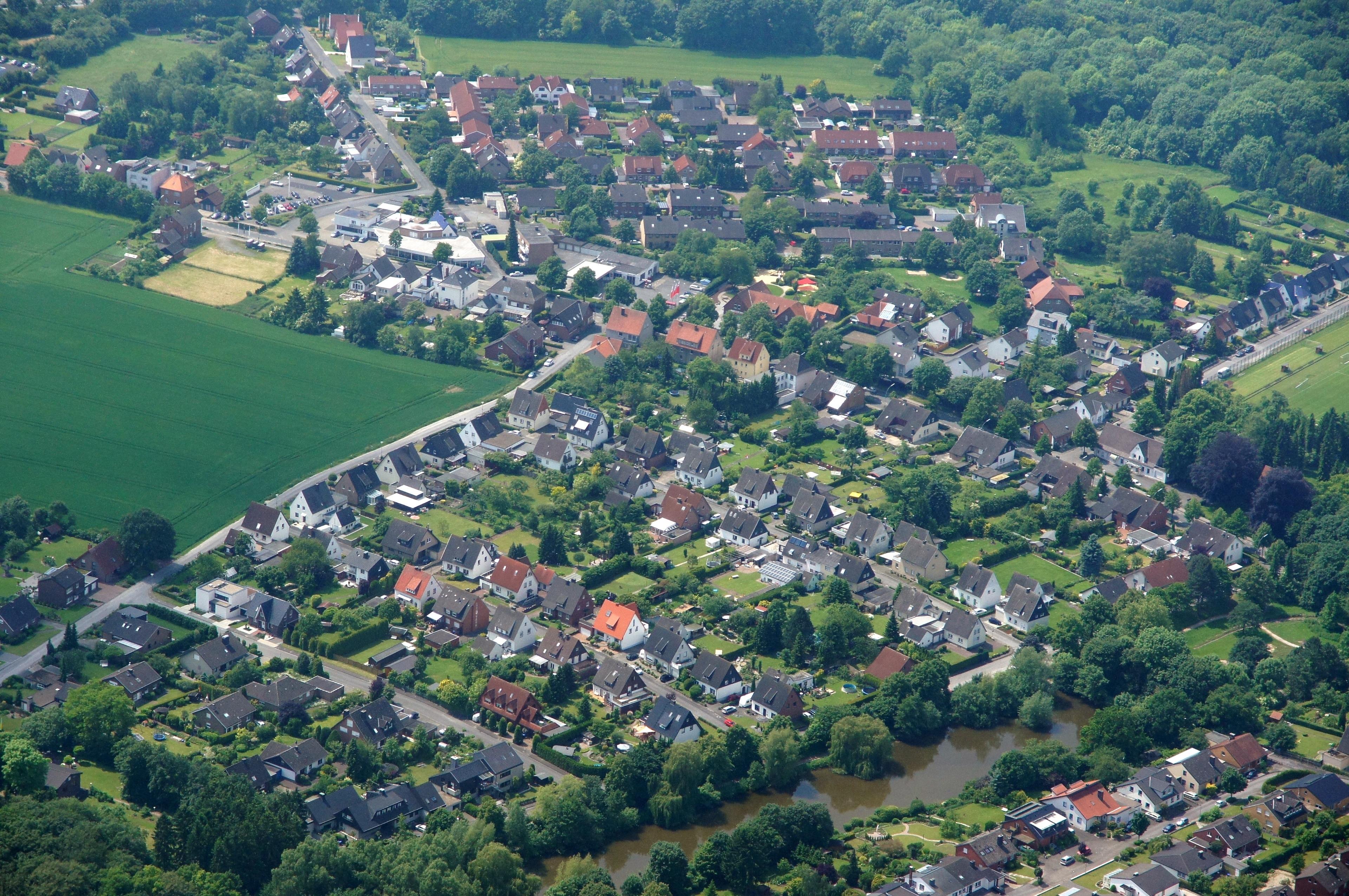 Beckum, Noordrijn-Westfalen, Duitsland