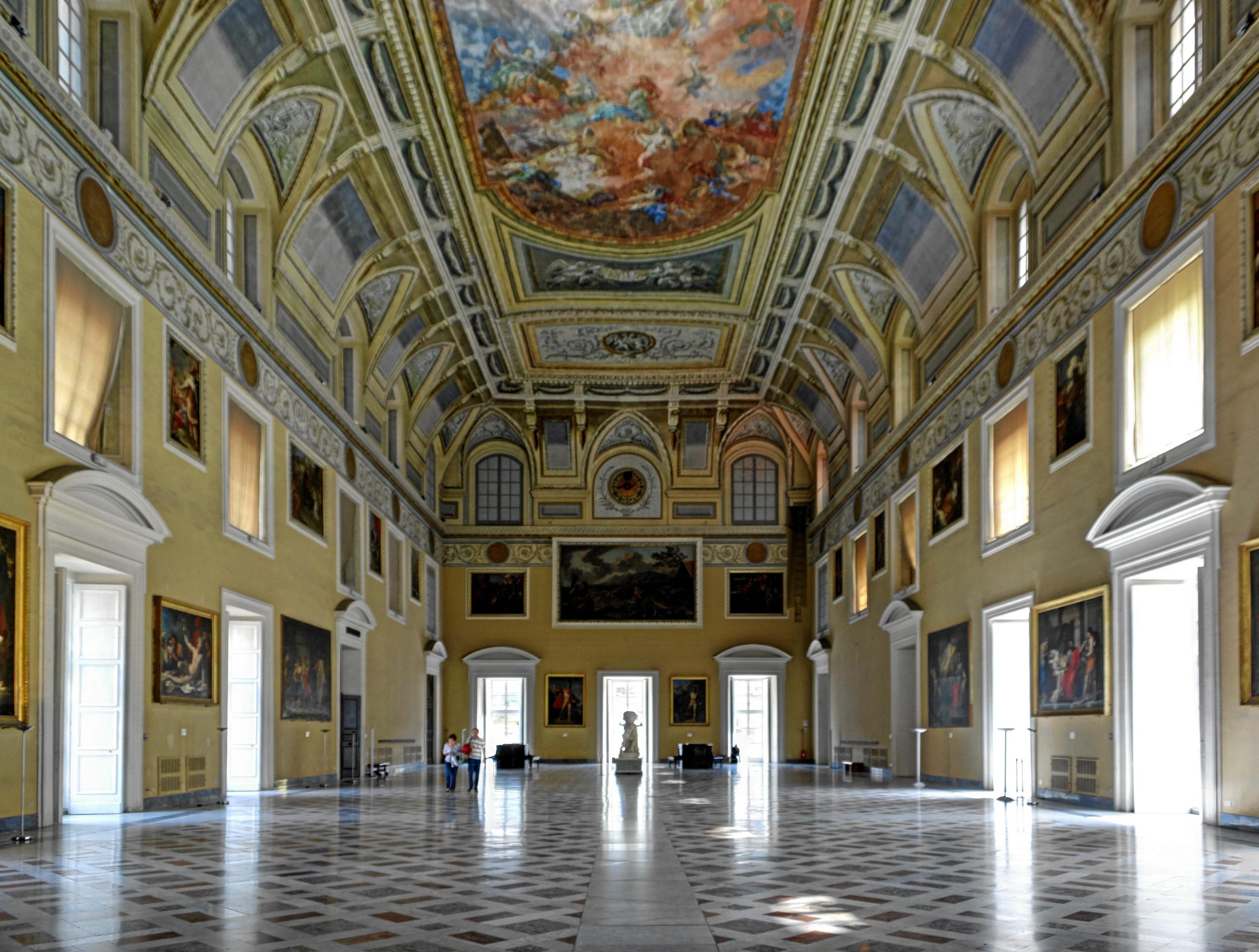Rione Sanità, Naples, Campania, Italy