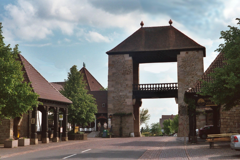 Schweigen-Rechtenbach, Rheinland-Pfalz, Deutschland