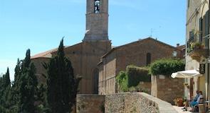 Katedrála Pienza