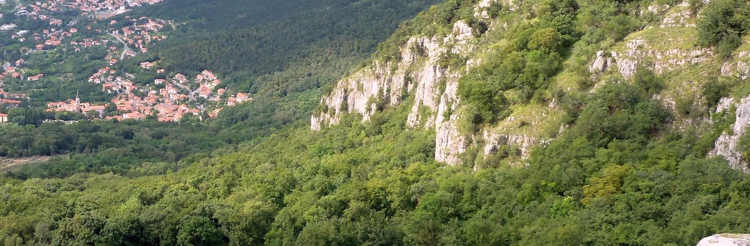 Socerb, Slovenia