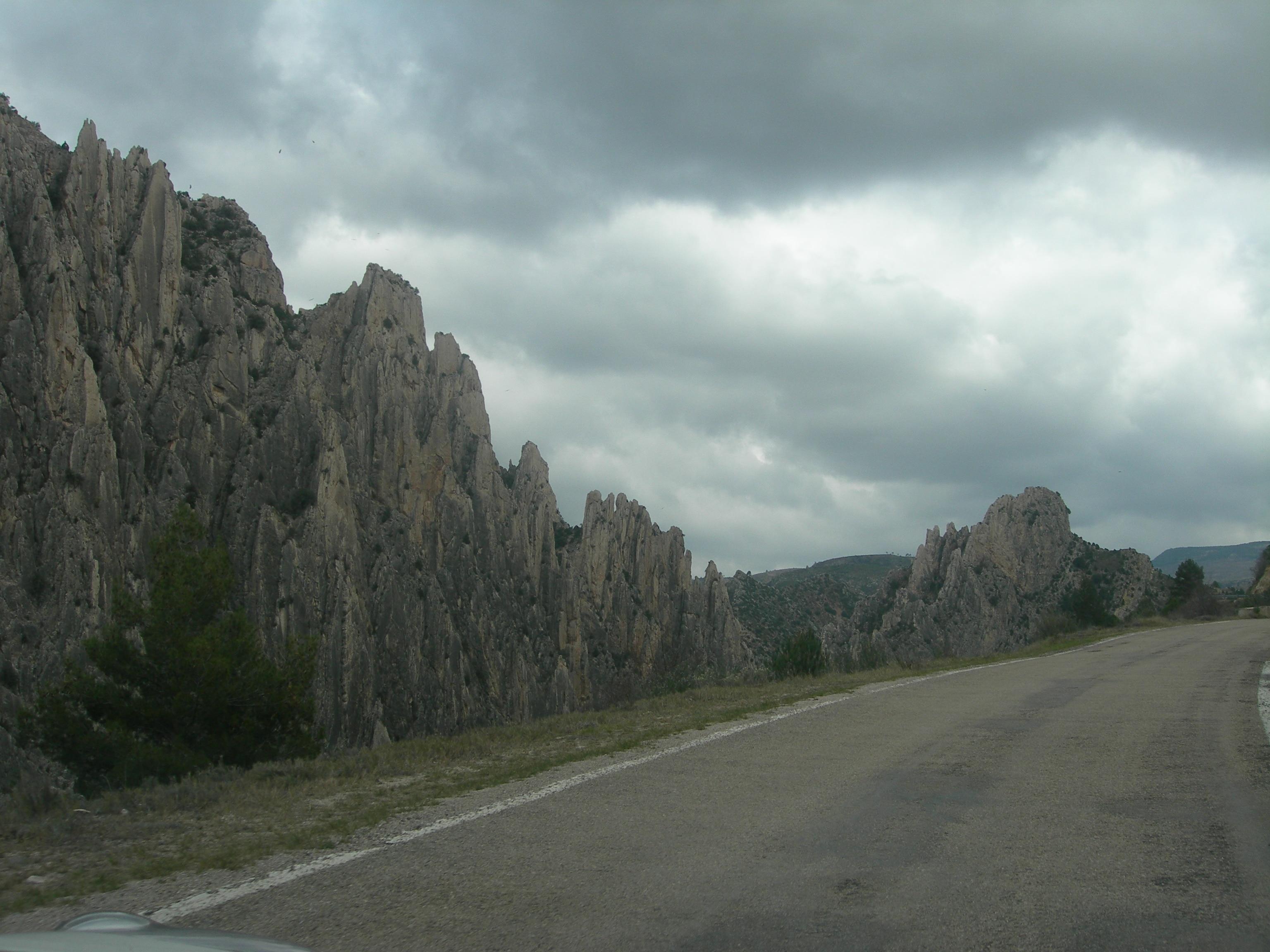 Villarluengo, Aragon, Spain
