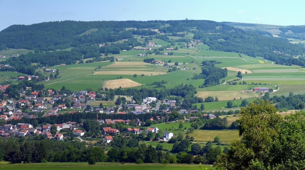 Rhön-Berge