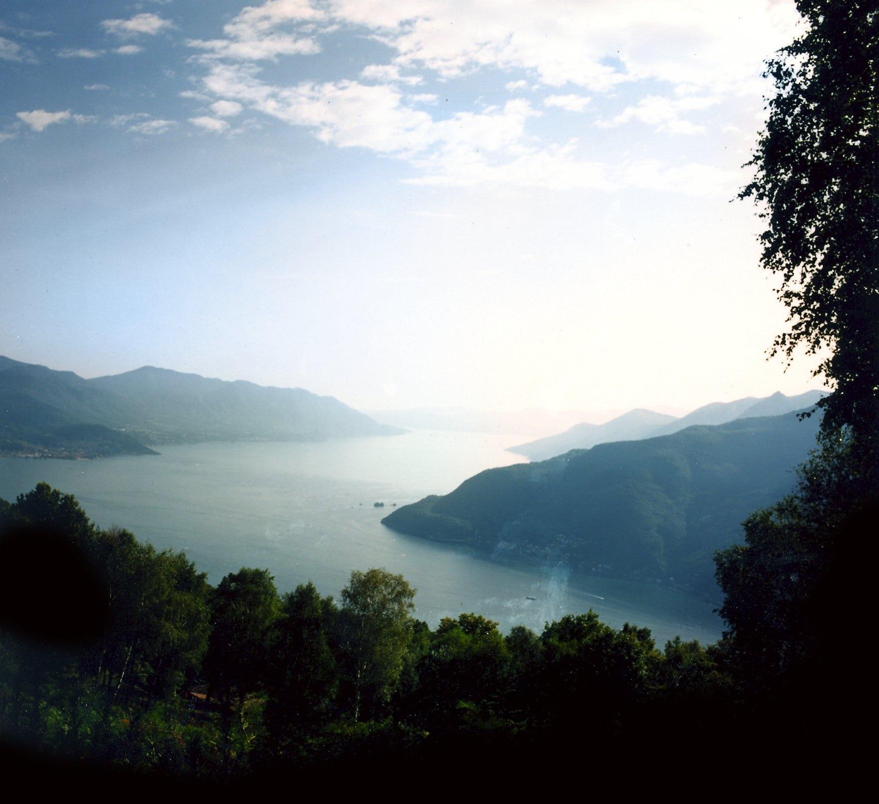 Maccagno, Maccagno con Pino e Veddasca, Lombardiet, Italien