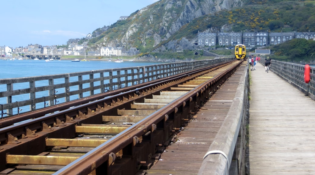 """Photo """"Barmouth Bridge"""" by Forester2009 (CC BY-SA) / Cropped from original"""
