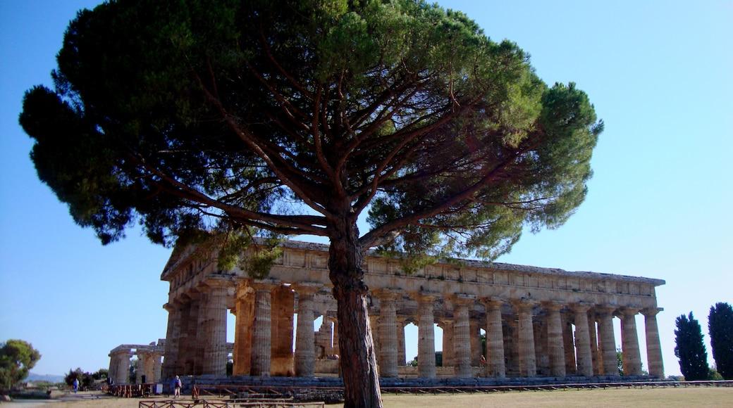"""Foto """"Tempio di Nettuno"""" di Giorgiap84 (page does not exist) (CC BY-SA) / Ritaglio dell'originale"""