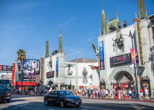 Hollywood Boulevard, California, United States of America
