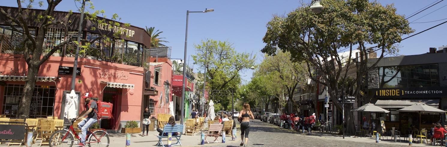 Palermo Viejo, Argentina