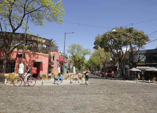 Palermo Viejo, Argentína