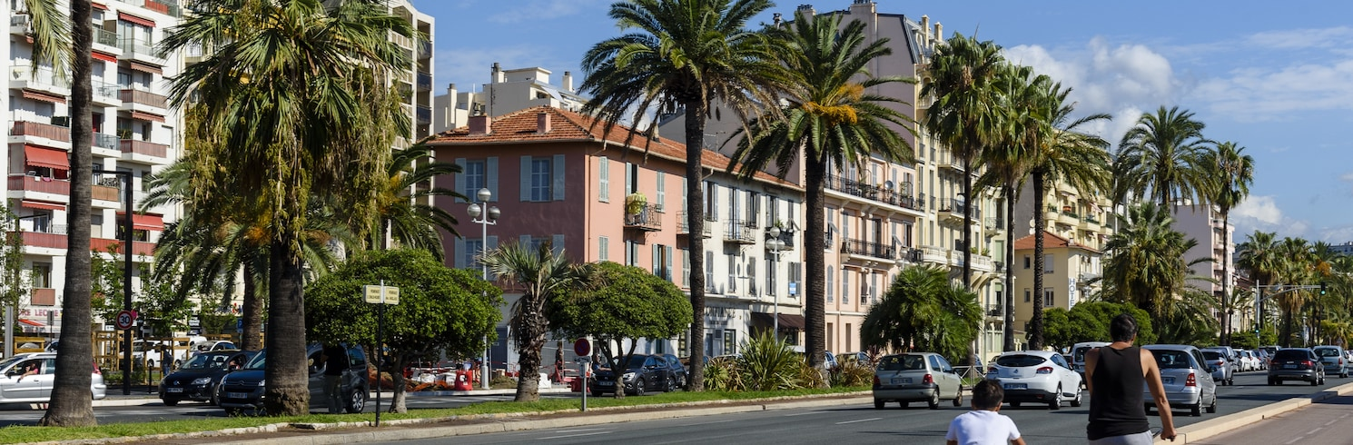 Métropole Nice Côte d'Azur, Alpes-Maritimes, Ranska