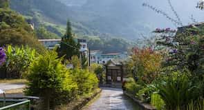 น้ำพุร้อน Lu-shan