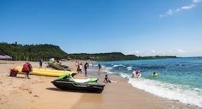 White Sand Bay Beach
