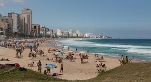 Plaża w Leblon