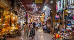 Souk of the Medina