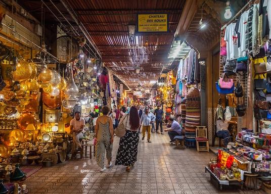 Marrakess, Marokkó