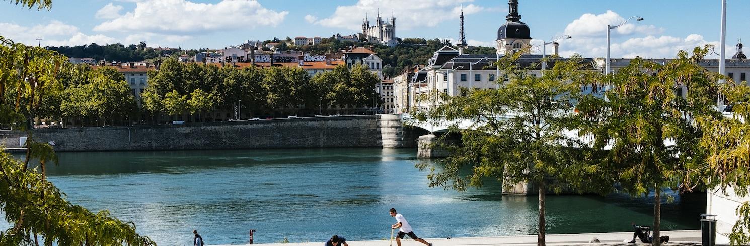 里昂, 法國