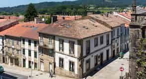 Santiago de Compostela City Centre
