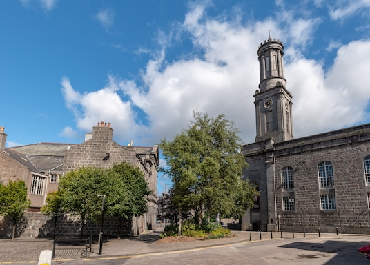 Aberdeen, Storbritannia
