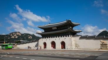 Gwanghwamun/