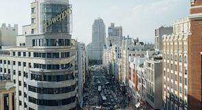 Gran Via Street