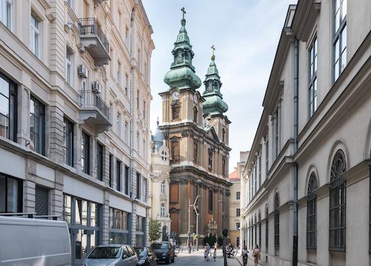 بودابيست سيتي سنتر, المجر