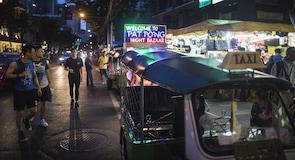 Mercato notturno di Patpong
