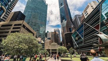 新加坡金融區/