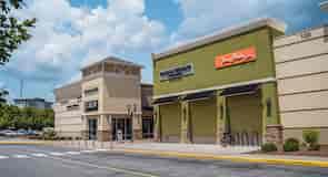 Centre commercial Asheville Outlets