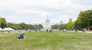 National Mall - nacionalni park