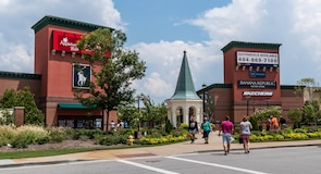 Centro comercial Tanger Outlets