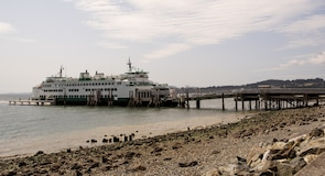 Terminal del ferry estatal Sídney-Washington
