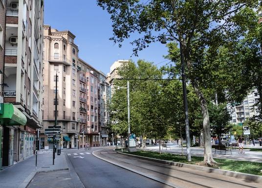Zaragoza, Spanien