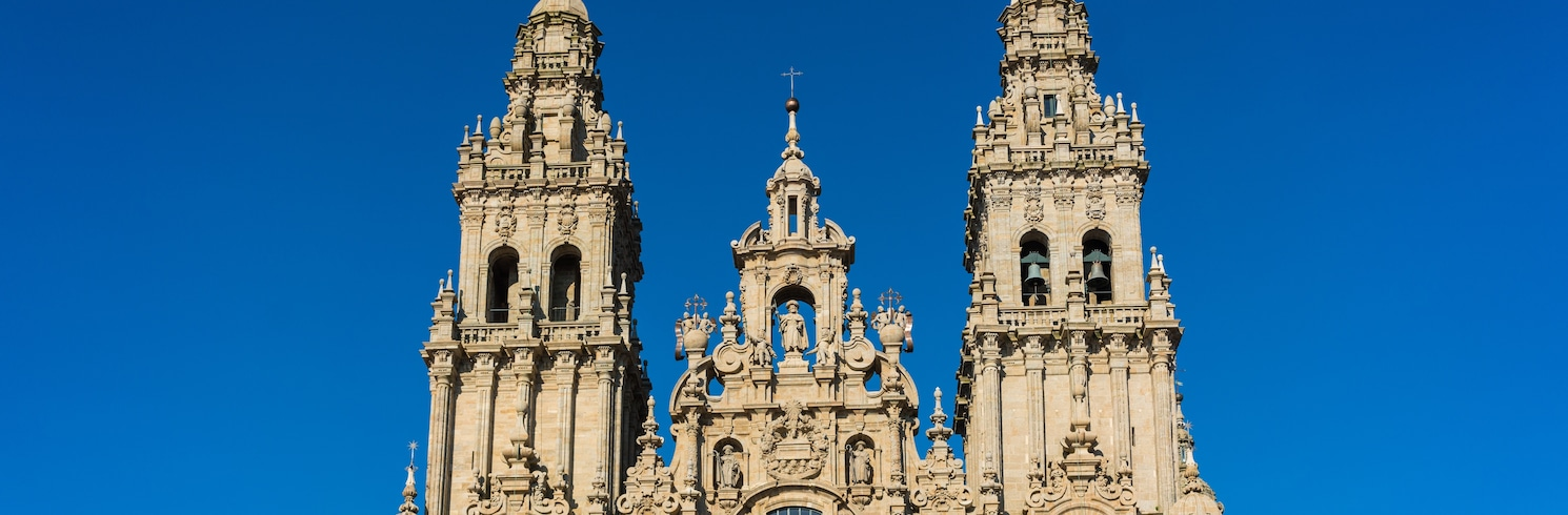 Santiago de Compostela, Spania