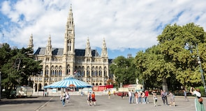Área da Prefeitura de Viena