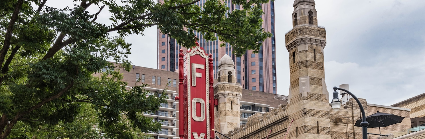 Atlanta, Georgia, Yhdysvallat