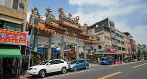 Jiaoxi Sietian Temple