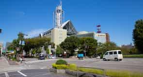 Aussichtsturm des Rathauses von Toyama
