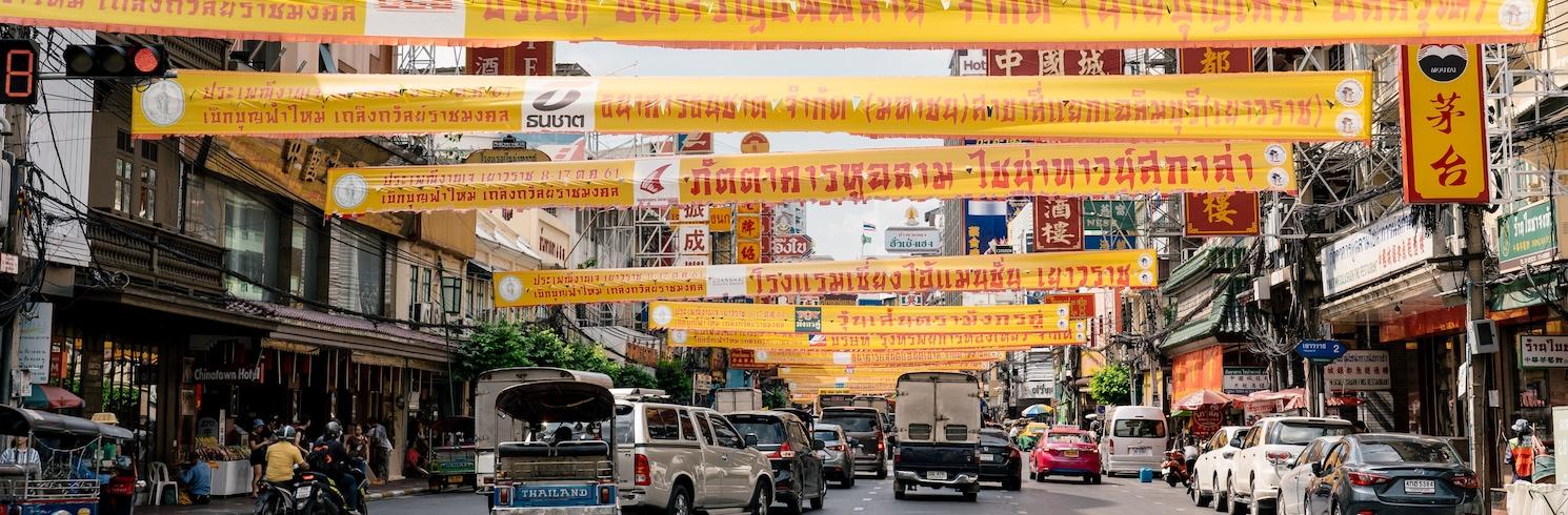 Bangkoka, Taizeme