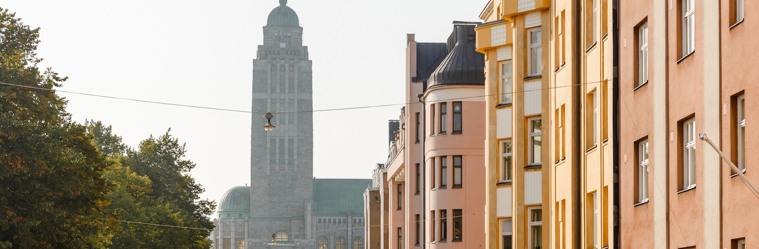 Sörnäinen, Suomi