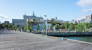 Old Port Quebec City