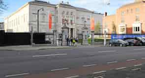 アイルランド国立美術館、メリオン広場