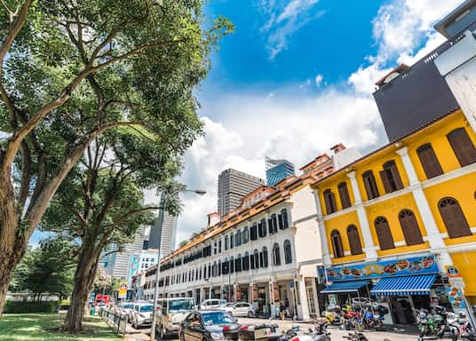 Colonial District, Singapore
