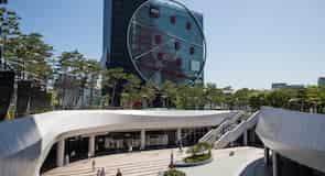 韓國世界貿易中心