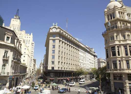 Avenida Corrientes, Argentina