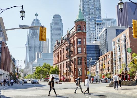 Old Toronto, Ontario, Canadá