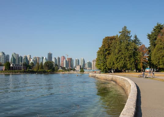 Vancouver, Kolumbia Brytyjska, Kanada