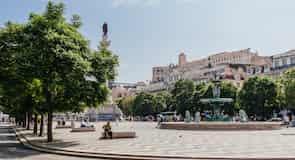 Plaza Rossio