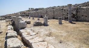 Thira antik városa