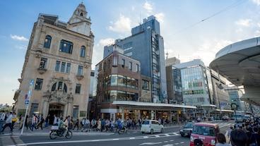 京都中心區/