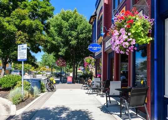 Kelowna, British Columbia, Kanada